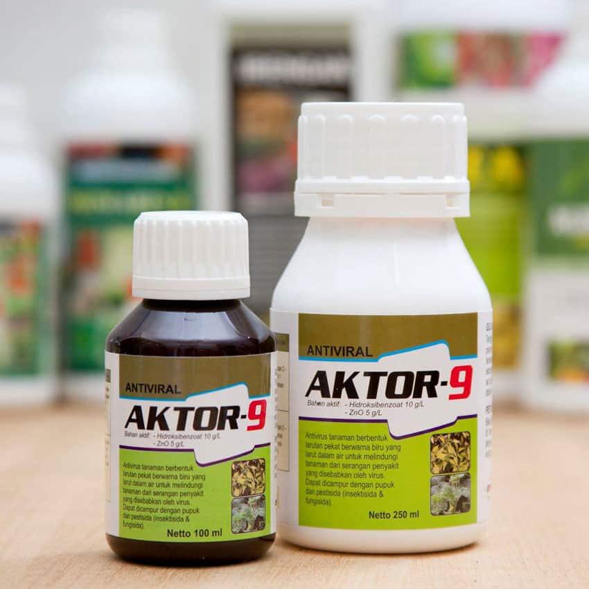 Antivirus tanaman
