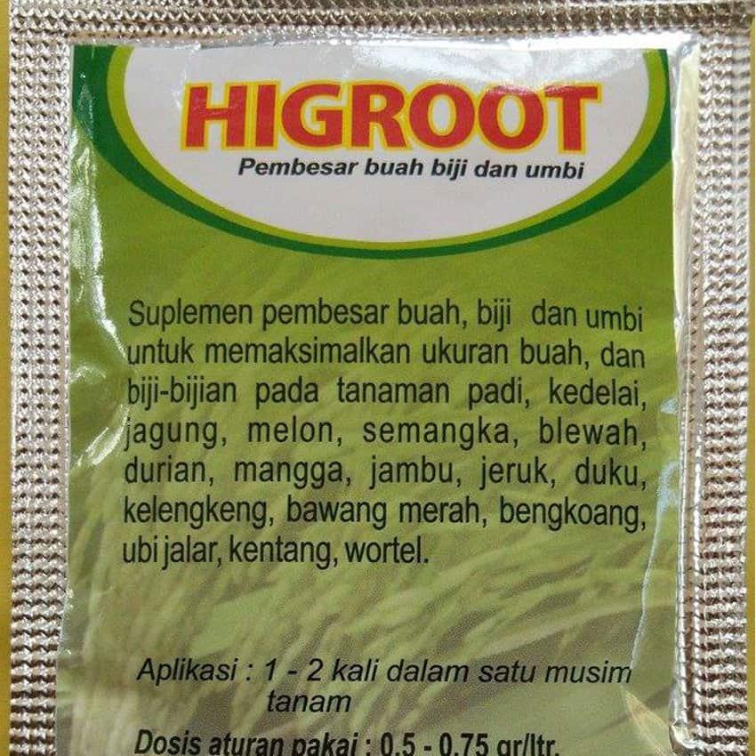 higroot